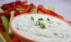 Green Onion Dip by Diana Stobo