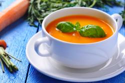 Easy Energizing Raw Soup