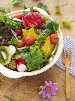 Metabolism-Boosting Everything Salad