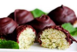 Cacao Mint Balls by Susan Powers