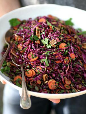 Purple Power Salad