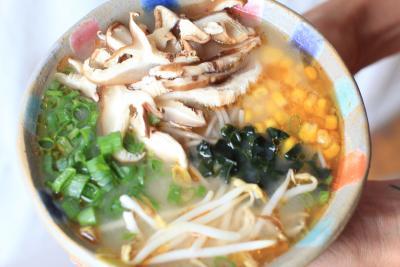 Homemade Miso Ramen Bowls