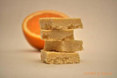 Creamsicle Squares