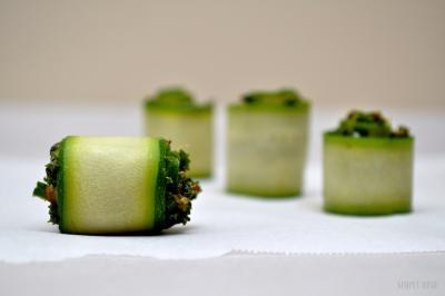 Zucchini Roll Ups