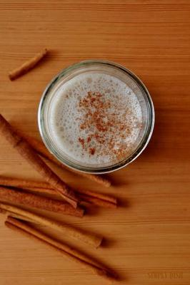 Almond Cinnamon Milk