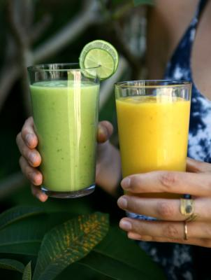 Tropical Groove Smoothies
