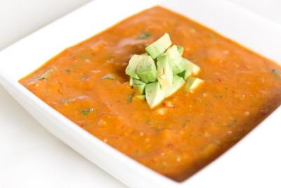 Hearty Gazpacho