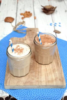 Coconut Almond Banana Smoothie