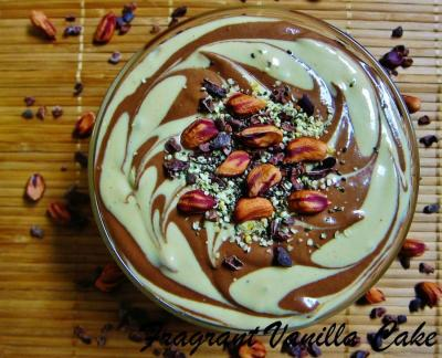 Chocolate PB Bliss Smoothie Bowl