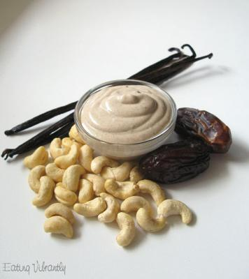 Raw Vegan Cashew Cream