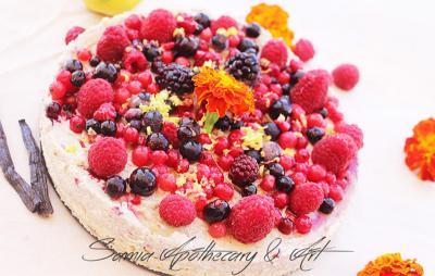 Raw and Vegan New York Cheesecake