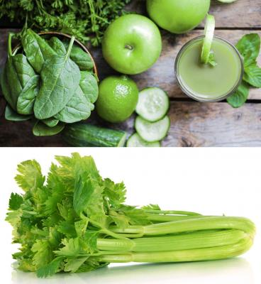 Celery Soother Smoothie