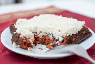 Raw Shepherd's Pie