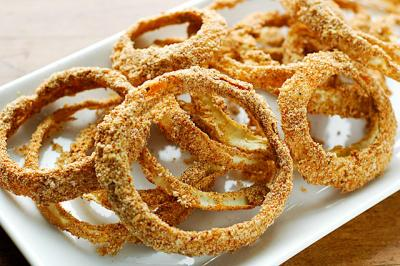 Onion Rings by Susan Powers