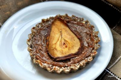 Coconut Cranberry Tart