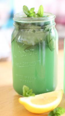 Pristine Green Tonic
