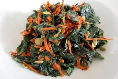 Kale & Dulse Salad