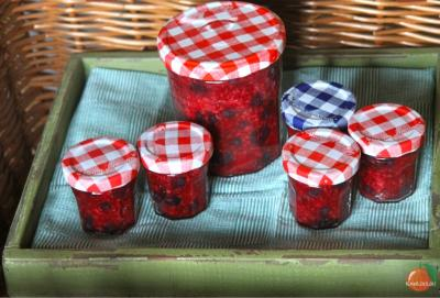 RAWLOULOU'S RAW BERRY JAM
