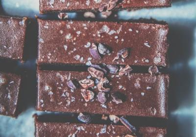 Rawsome Special Brownies
