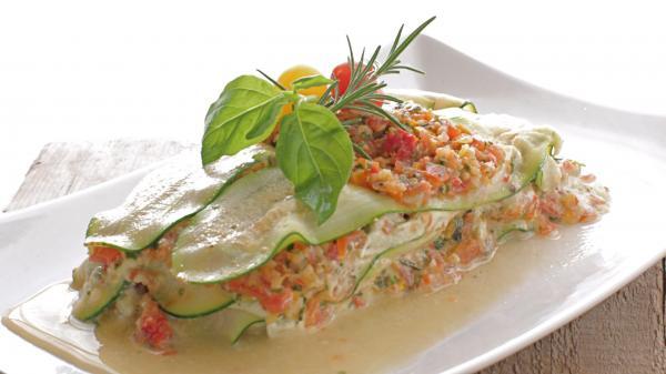 Vibrant Vegetable Lassagna
