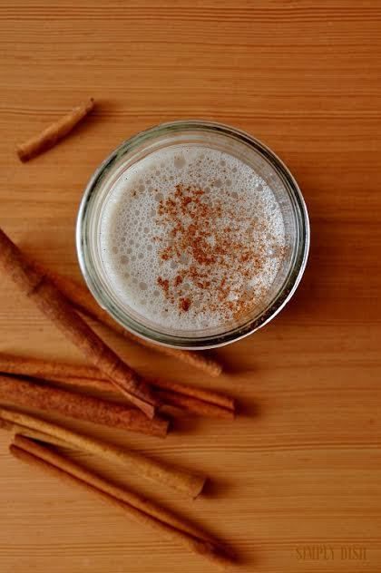 Almond Cinnamon Milk