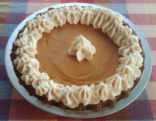 Holiday Sweet Potato Pie by Elaine Love