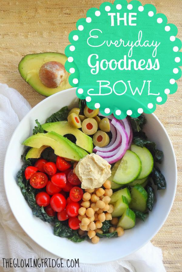 The Everyday Goodness Bowl