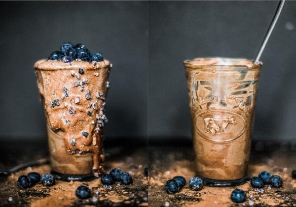 Sinfully Sweet Cacao Thickshake