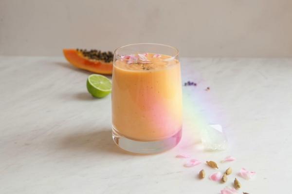 Dairy-Free Papaya Lassi