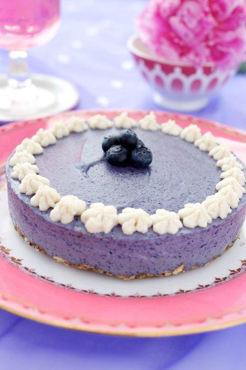 Blueberry Dream Cake