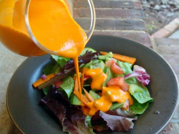 Capsicum Trio Salad Dressing