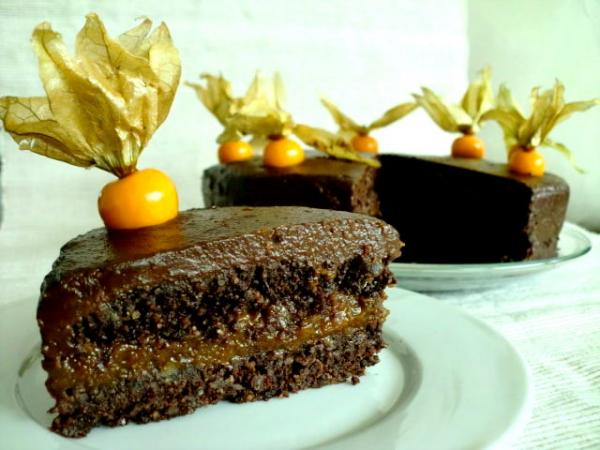 Sacher Torte by Carla Aguas