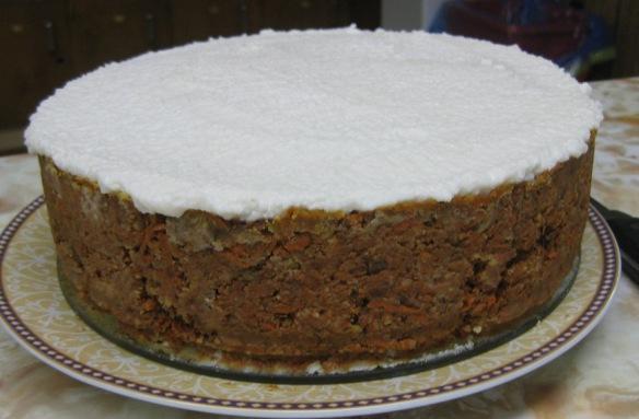Best Raw Vegan Carrot Cake