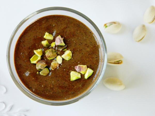 Chocolate Chia Smoothie