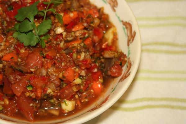 Raw Vegan Chili