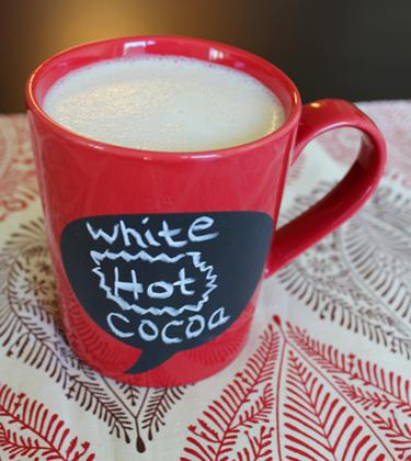 White Hot Cocoa
