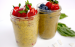 Ginger-Pineapple Chia Pudding