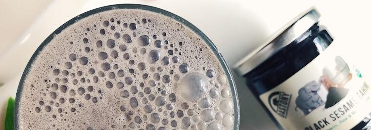 Black Sesame Cacao Mylk