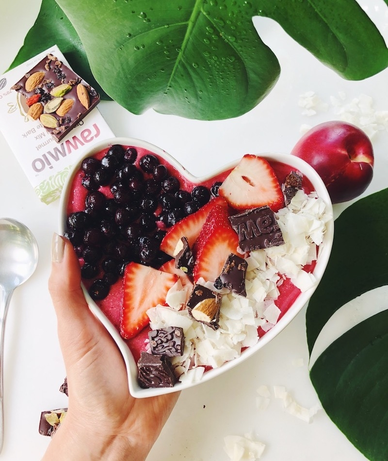 Summer of Love Smoothie Bowl