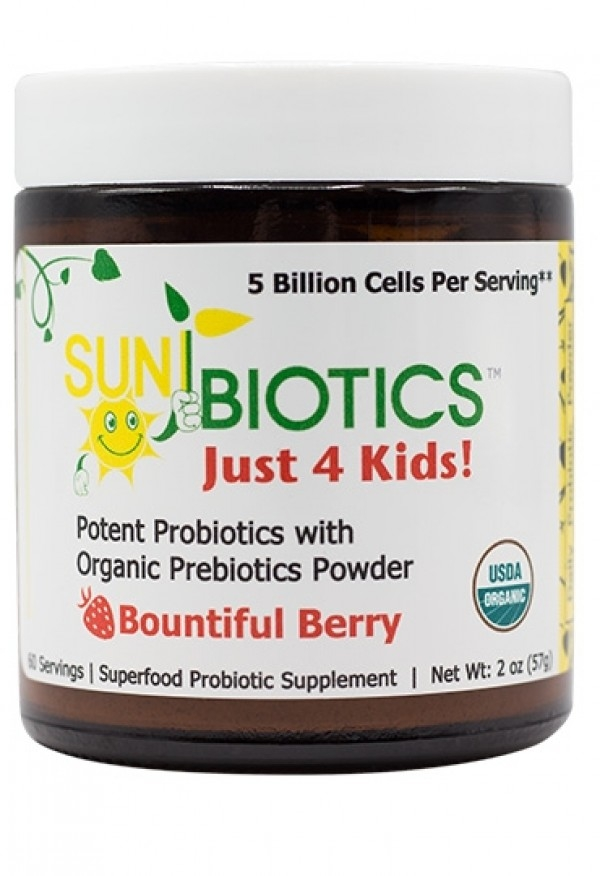Sunbiotics Just 4 Kids Bountiful Berry