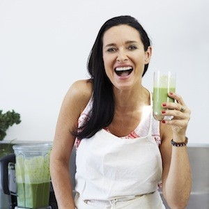 Amanda Brocket of The Raw Food Kitchen